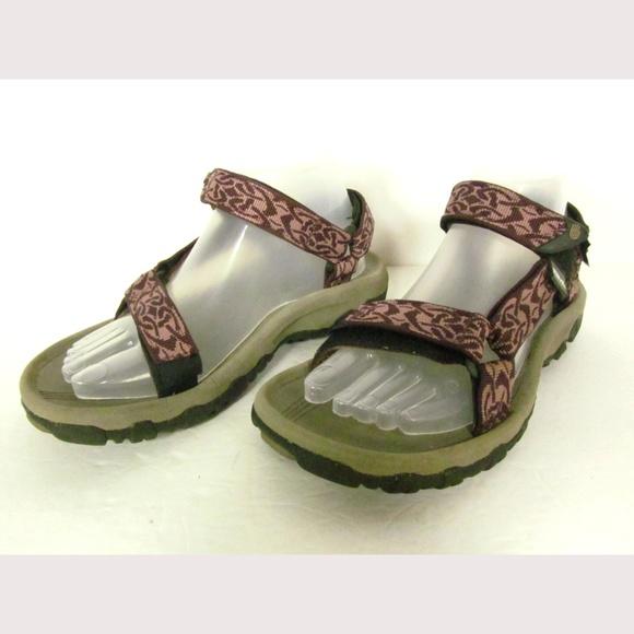 c46b1089df6 TEVA Hurricane 4 Sandals S/N 4176 Women's Size 7